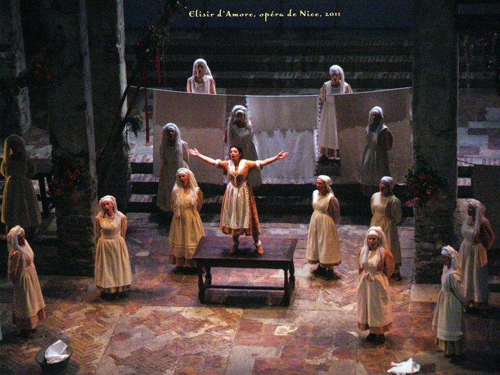 Gianetta 2011: Opera