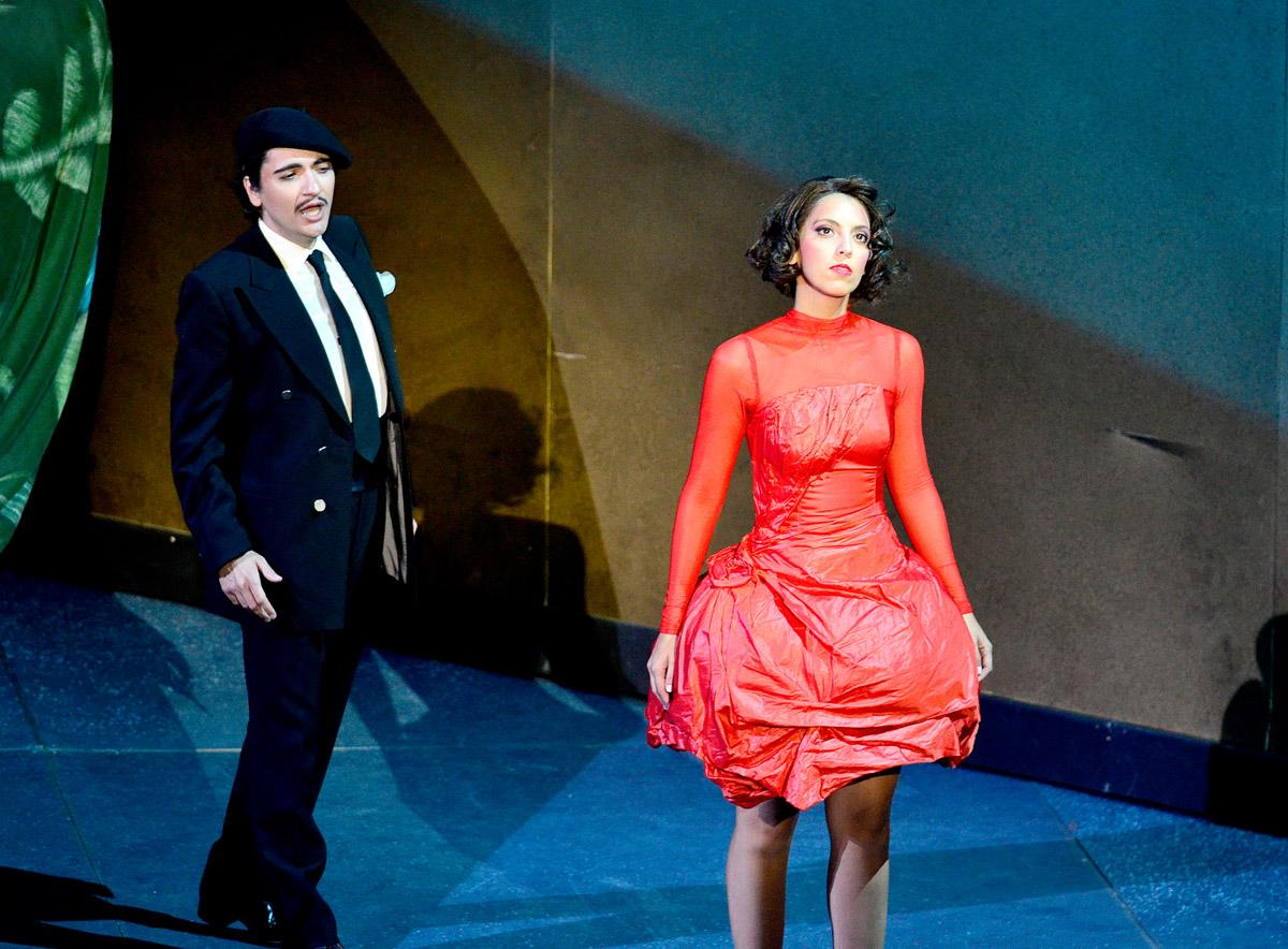 La Veuve Joyeuse, Festival Folies D'O, Montpellier 2011