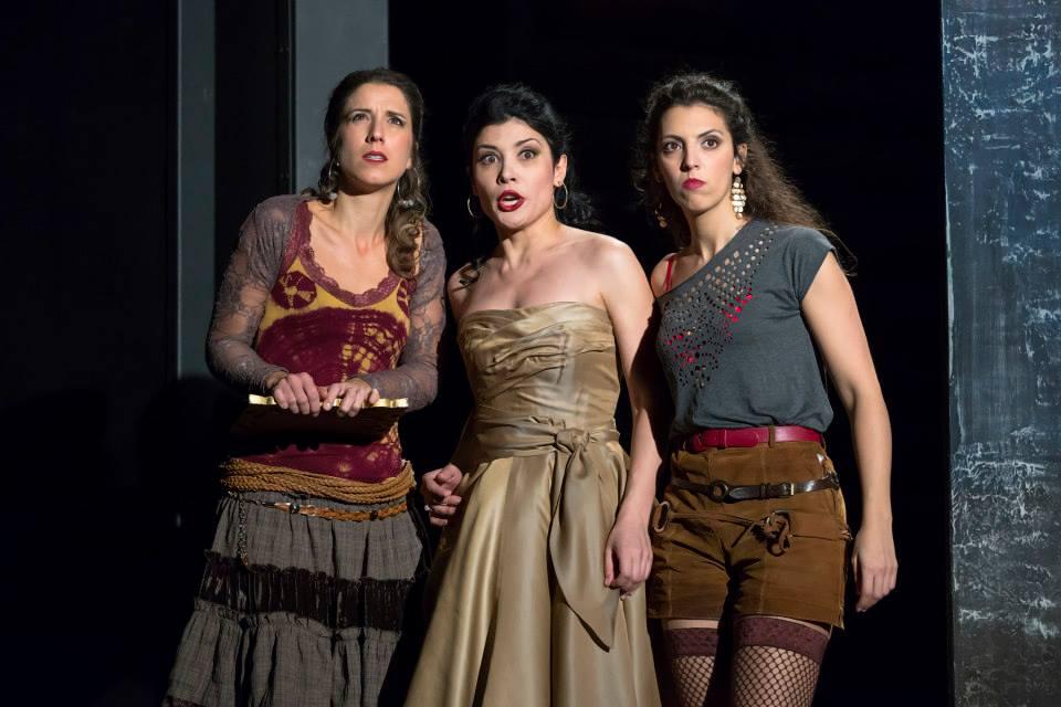 Carmen at Opéra de Limoges, 2014.