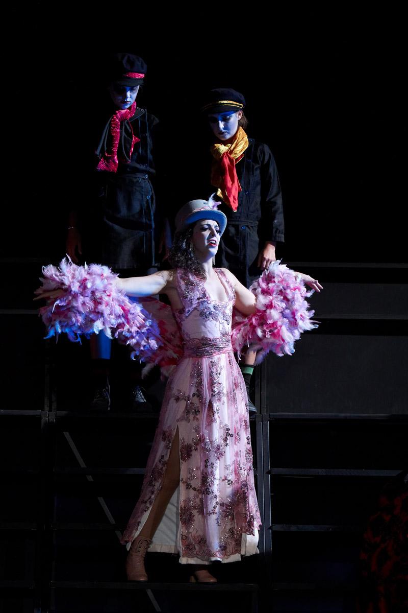 La Bohème (Giacomo Puccini), Festival de Saint Céré, 2010.