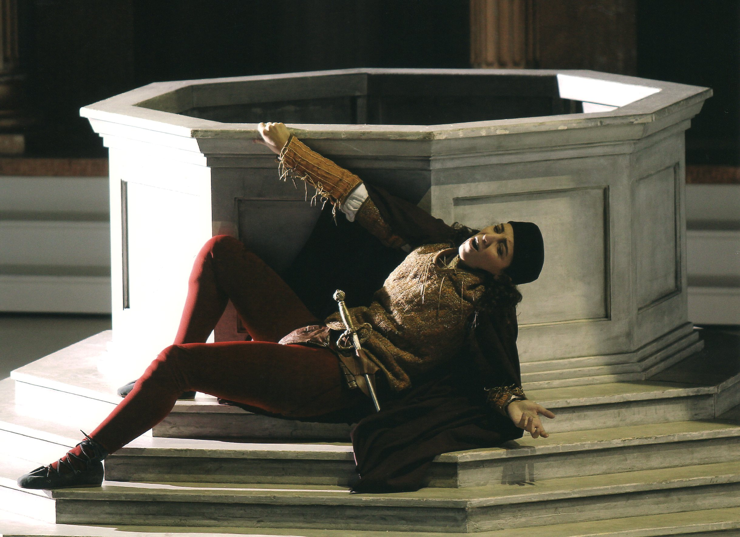 Romeo et Juliette, Opéra de Marseille, 2011.