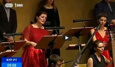 Vesperas de Monteverdi CCB 2017